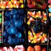Why do we eat candy at Halloween?